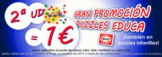 Nueva promoción de puzzles Educa en Puzzlemanía Blog de Puzzlemania.net