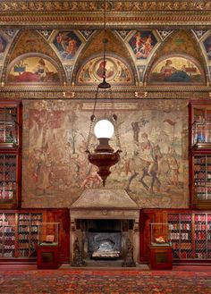 Pierpont Morgan Library & Museum, NYC.