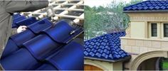 Solar Power Panels: Solar shingles