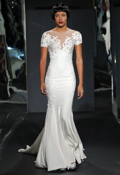 Mark Zunino bridal collection Spring 2014