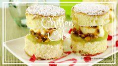 Chiffon Cake Recipe #foodporn #delicious #yummy #cakeway #recipes