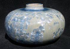 Beth Maeda - cerâmica de alta temperatura - esmalte cristalino