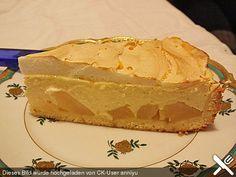 Birnenkuchen mit Baiser, ein sehr schönes Rezept aus der Kategorie Kuchen. Bewertungen: 80. Durchschnitt: Ø 4,5.