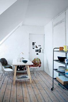 1139 Nordisk elegance på loftet -