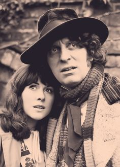 Four and Sarah Jane <3  So cute.