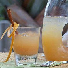 Florida Spritzer (Cinnamon & grapefruit) | Coastal Living