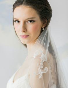 7th Heaven: Bridal Veil Trends and Inspiration for 2016 - 2017