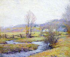 Robert Vonnoh - Early Spring, Pleasant Valley, Connecticut.jpg