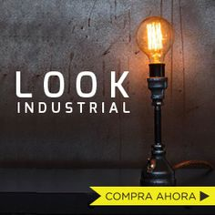look industrial