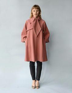 Meg wool swing coat I'm in love with! www.megshops.com
