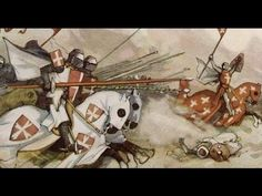 Knights Templar - Part 2: The Templars at the Siege of Ascalon
