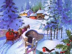 Jim Reeves - An Old Christmas Card (+playlist)