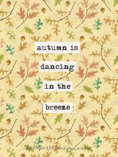 September Crafts, Cute Romantic Quotes, Autumn Scenery, Seasons Of The Year, Pocket Cards, Beautiful Mind, Amazing Flowers, Journal Cards, Wallpaper Quotes