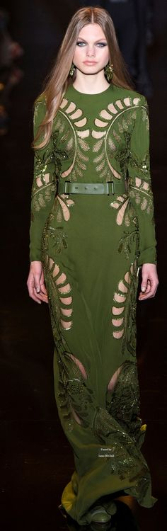 Elie Saab Collections Fall Winter 2015-16 collection