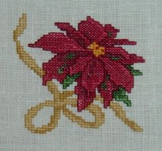 Debbi's Holidays RR (2008) by DeannaAv, via Flickr, cross stitch Christmas