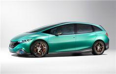 2012 Honda Concept S - Concepts