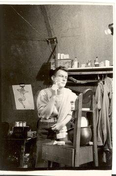 US Soldier on Attu Island WW2  by through their eyes, via Flickr