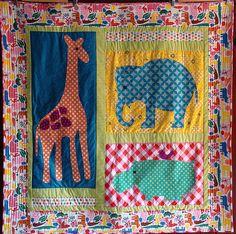 Giraffes, hippos, elephants - oh my!!!