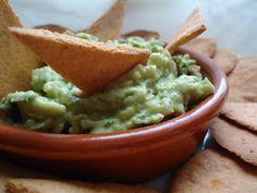 LCHF-bloggen: Nacho Cheese Chips