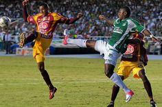 En el cierre de la jornada 3 del Cuadrangular A de la Liga Postobón, el Deportivo Cali empató a un gol con Deportes Tolima en un juego vibrante de principio a fin.  24/06/2012