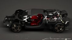 The Ferrari GTE Concept