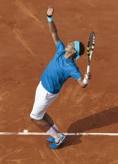 2011 French Open is gearing up for a launch on May 22nd at the legendary Roland Garros Stadium, and you already know Nike's best tennis athletes will be clad with the latest in performance technology. Rafael Nadal