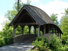 The famous bridge at Covered Bridge Golf Club. Connects holes 2 and Famous Golf Courses, Famous Bridges, Madison County, Covered Bridges, Get Outside, Farm Life, Golf Clubs, Gazebo, The Neighbourhood