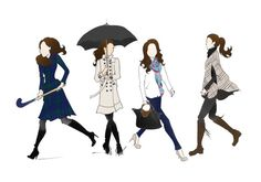 Kate Middleton Duchess of Cambridge Fashion Prints by RepliKateIt, $20.00
