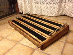 homemade ikea gormboard mod #pedalboard #diy #geartalk