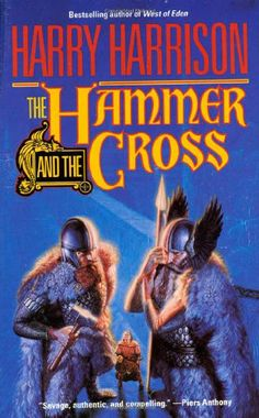 The Hammer and the Cross by Harry Harrison,http://www.amazon.com/dp/0812523482/ref=cm_sw_r_pi_dp_gY89sb02PY2N4P33