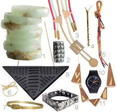 For fashion lovers and modern jewelry fans