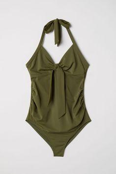 MAMA Maillot de bain - Vert kaki foncé - FEMME | H&M FR 1