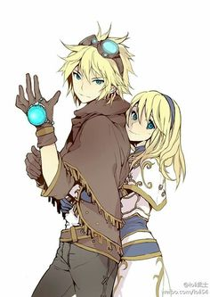 Lux and Ezreal Love