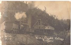 Vale of Clwydd Colliery (Lithgow & District Family History Society Inc.)