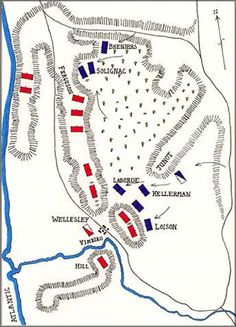 Battle of Vimeiro: map by John Fawkes