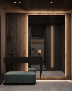 Foyer Design, Entrance Design, Home Room Design, Decoration Design, Deco Design, House Design, Master Bedroom Interior, Interior Design Living Room, Living Room Designs