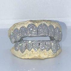 Diamond Grillz, Diamond Teeth, Diamond Cuts, Luxury Jewelry, Custom Jewelry, Unique Jewelry, Gold Jewelry, Custom Grillz, Grills Teeth