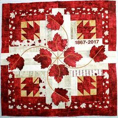 The second stop today is FibreChick. Mrs. Bobbins loves the added embroidery on their block- absolutely #NorthcottFabrics#NorthcottTCBP . . . . #QuiltersofInstagram#Mrsbobbins#Quiltsofinstagram#Canada#Canada150#quiltsofvalourcanada #quiltblock #sewing