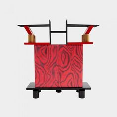 Freemont, design by Ettore Sottsass (1985). Fonte: http://www.memphis-milano.com/collections/ettoresottsass/products/freemont, acessado em 25/09/2016.