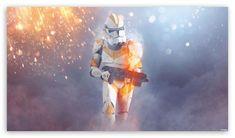 BattleFRONT 1 212th Attack Battalion HD Wallpaper for 4K UHD Widescreen desktop & smartphone