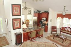 Enjoy the open concept floor plan great for entertaining friends and family #forsale