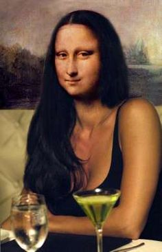 Cocktails with Mona