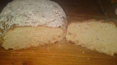 Írsky chlieb zo špaldovej múky - nemiesený, nekysnutý a rýchly (fotorecept) - obrázok 9