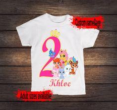 Whisker Haven Palace Pets birthday shirt custom by printfultees