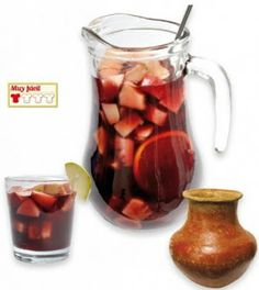 Clerico four different recipes Juice Drinks, Alcoholic Drinks, Paraguayan Recipe, Paraguay Food, Spanish Food, Different Recipes, Iced Tea, Good Food, Cooking Recipes