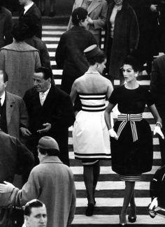 William Klein - Simone, Piazza di Spagna,1960