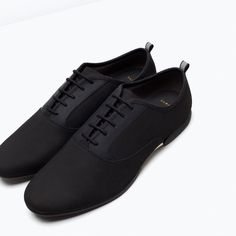 ZARA - MAN - TECHNICAL SLIM CASUAL SHOES