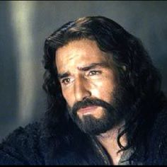 "Jim Caviezel as Jesus from ""The Passion of the Christ"""