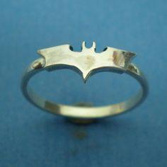 Batman Ring for Women