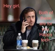 Stage Manager Hey girl.....FYI actors - this is a very good choice!